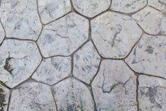 Pavimento de piedra Fotografía de archivo libre de regalías
