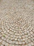 Pavimento de piedra Foto de archivo