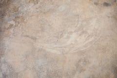 Pavimento del cemento Fotografia Stock Libera da Diritti