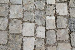Pavimento del Cobblestone immagini stock