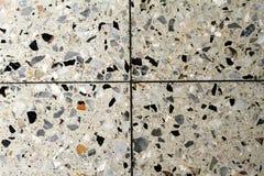 Pavimento del granito, fondo Immagine Stock