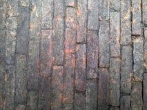 Pavimento del mattone Fotografia Stock Libera da Diritti