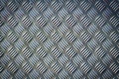 Pavimento del metallo Immagini Stock Libere da Diritti