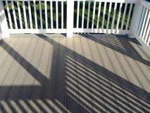 Pavimento del portico Immagini Stock Libere da Diritti