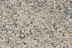 pavimento della ghiaia del ciottolo Immagine Stock