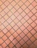 Pavimento della scacchiera Immagini Stock Libere da Diritti
