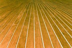 Pavimento delle schede di legno Fotografia Stock