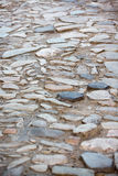 Pavimento desigual Imagen de archivo