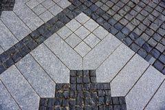 pavimento detallado fotos de archivo libres de regalías