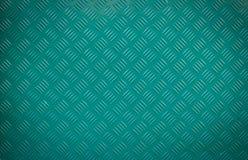 Pavimento di acciaio astratto del fondo del modello in fabbrica industriale immagine stock