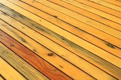 Pavimento di legno Immagini Stock Libere da Diritti