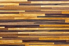 Pavimento di legno del bordo Fotografia Stock Libera da Diritti
