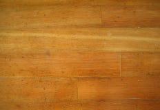 Pavimento di legno dell'abete Immagini Stock
