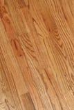 Pavimento di legno della plancia Immagini Stock