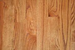 Pavimento di legno della plancia Immagine Stock