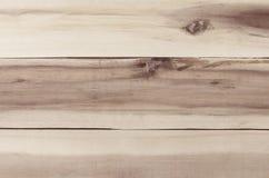 Pavimento di legno della plancia, struttura del legno della corteccia con il vecchio picchiettio naturale fotografia stock libera da diritti
