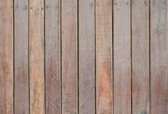 Pavimento di legno della stecca Fotografia Stock