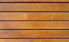 Pavimento di legno dipinto della stecca Immagini Stock Libere da Diritti