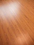 Pavimento di legno duro Immagini Stock