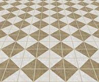 Pavimento di marmo Immagine Stock Libera da Diritti
