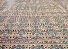 Pavimento di mosaico Immagine Stock Libera da Diritti