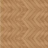 Pavimento di parquet di legno con i modelli naturali royalty illustrazione gratis