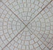 Pavimento di pietra per priorità bassa Immagine Stock Libera da Diritti
