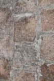 Pavimento di pietra in Tailandia Fotografie Stock