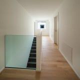 Pavimento di un appartamento moderno immagini stock libere da diritti