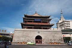 Pavimento di Zhenyuan Fotografie Stock