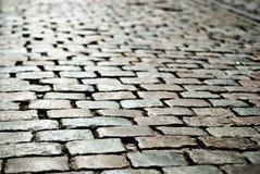 Pavimento do tijolo Imagens de Stock Royalty Free