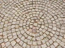 Pavimento gris Imagenes de archivo