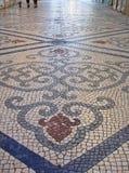 Pavimento Handmade imagem de stock