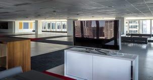 Pavimento moderno della costruzione Fotografia Stock Libera da Diritti