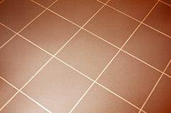 Pavimento non tappezzato di ceramica Fotografia Stock