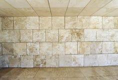 Pavimento, parete, soffitto Immagini Stock