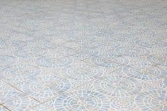 Pavimento piastrellato ceramico Immagini Stock