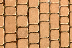 Pavimento velho Foto de Stock