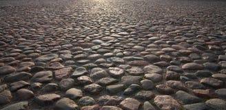 Pavimento velho Imagem de Stock Royalty Free