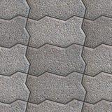 Pavimentos granulados. Textura sem emenda de Tileable. imagem de stock royalty free