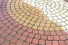Paving block Royalty Free Stock Image