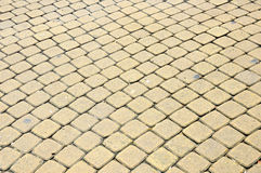 Paving block Stock Photography