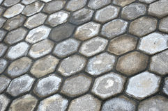 Paving block Stock Images