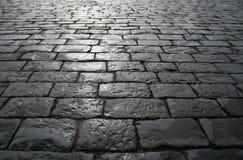 Paving blocks Royalty Free Stock Photos
