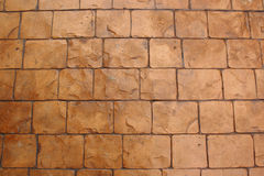 Paving blocks Royalty Free Stock Photo