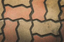 Paving blocks. Stock Images