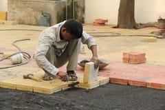 Paving Blocks Royalty Free Stock Photography
