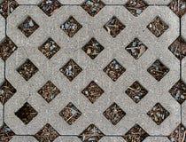 Paving bricks Royalty Free Stock Photo