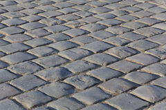 Paving of the castle of Versailles Stock Images