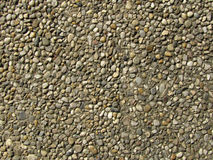 Paving made of little stones Stock Photo
